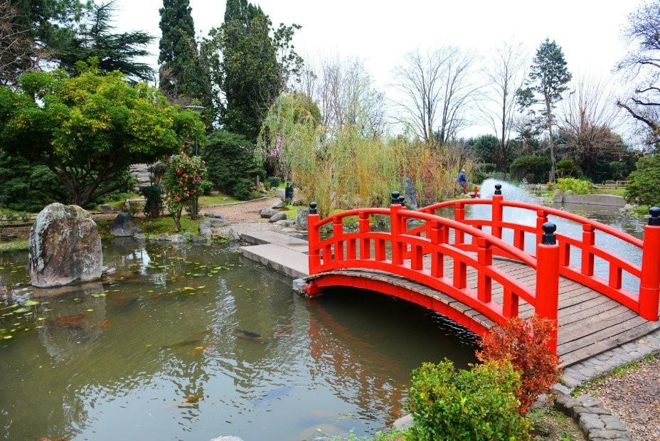 Jardín Japonés, para armonizar el cuerpo y el alma