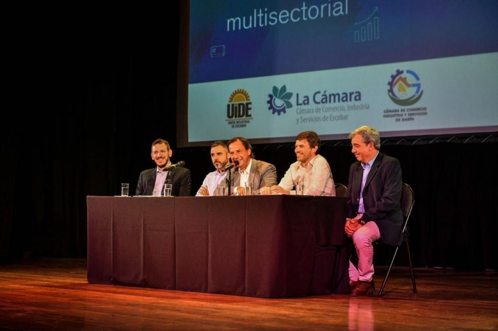 Ronda de Negocios organizada por la Municipalidad de Escobar